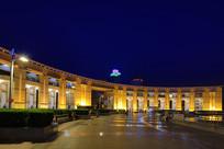济南泉城广场建筑